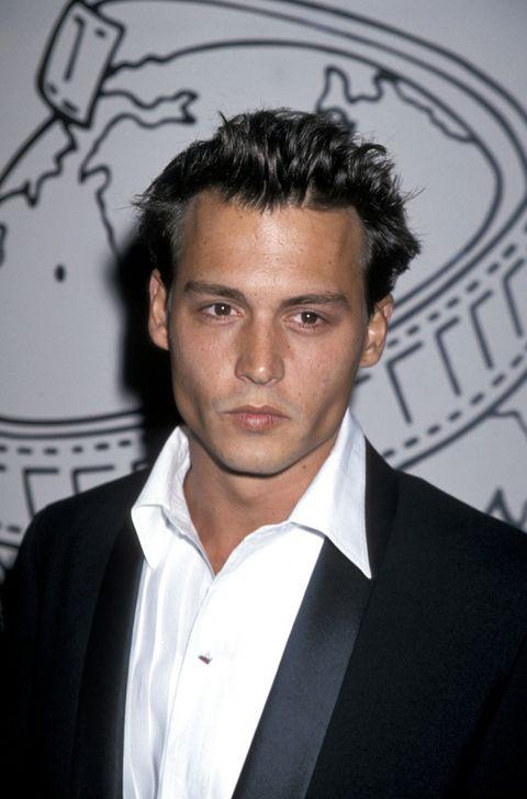 Así ha cambiado Johnny Depp