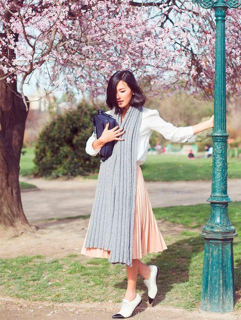 <p>Delicada, romántica y vintage... en este tipo de looks, los planos también tienen su lugar fundamental.</p>
