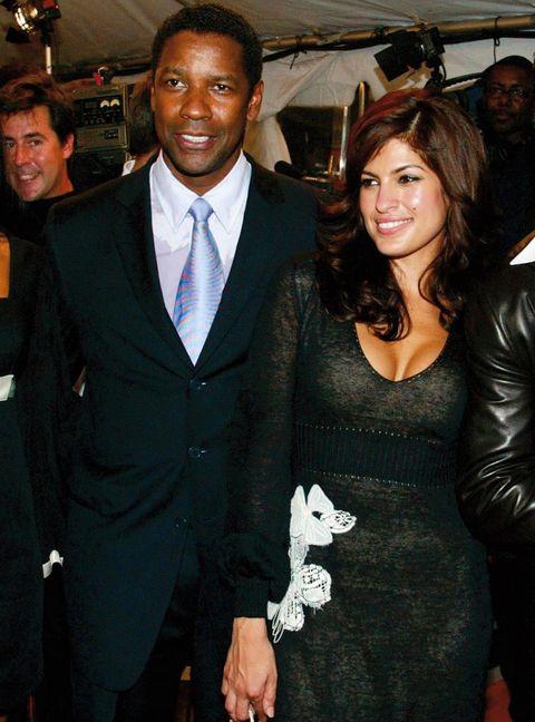 <p>En 2003 se encontraba en plena promoción de la película 'Out of Time' junto a&nbsp;Denzel Washington.</p>