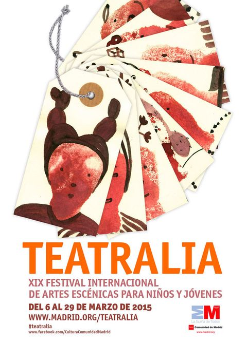 """<p>Pásatelo en grande con los pequeños en la nueva edición de <strong><i>Teatralia.</i></strong> A tu disposición tendrás 42 espacios escénicos llenos de magia y títeres, procedentes de Europa, América y África.</p><p><strong>Madrid, del 6 al 29 de marzo, <a href=""""http://www.madrid.org/teatralia/2015/"""" target=""""_blank"""">www.madrid.org/teatralia2015/.</a></strong></p>"""