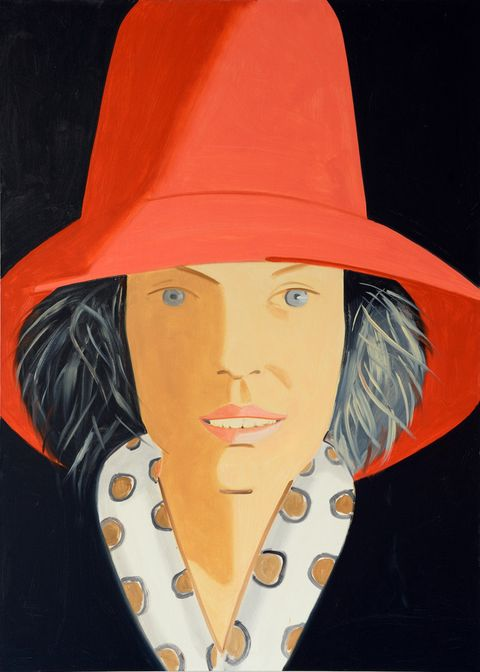 <p>Óleo sobre lienzo. 213,36 x 152,40 cm.</p>