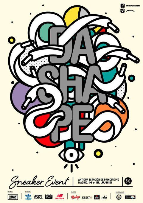 """<p>Los amantes de las zapatillas están de enhorabuena: este fin de semana se organiza en la antigua estación de Príncipe Pío <strong>DASHAPE</strong>, un evento con más de 50.000 zapatillas para comprar, vender o cambiar.</p><p>Una iniciativa promovida por los mejores coleccionistas, y que sigue el modelo exitoso de eventos similares en ciudades como Berlín, Londres o NY. El arte y la música acompañarán a DASHAPE, cuyo lema 'BUY + SELL + EXHIBIT', brindará la oportunidad de encontrar modelos de ediciones limitadas o que nunca antes habían llegado a Madrid. Un nuevo plan, ¡que pisa fuerte!</p><p><strong>+info:</strong> <a href=""""https://www.facebook.com/dashapesneakers"""" target=""""_blank"""">DASHAPE SNEAKERS</a></p><p>&nbsp&#x3B;</p>"""
