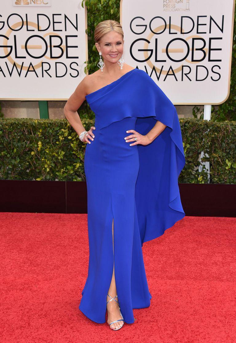 Joyas para vestido azul oscuro