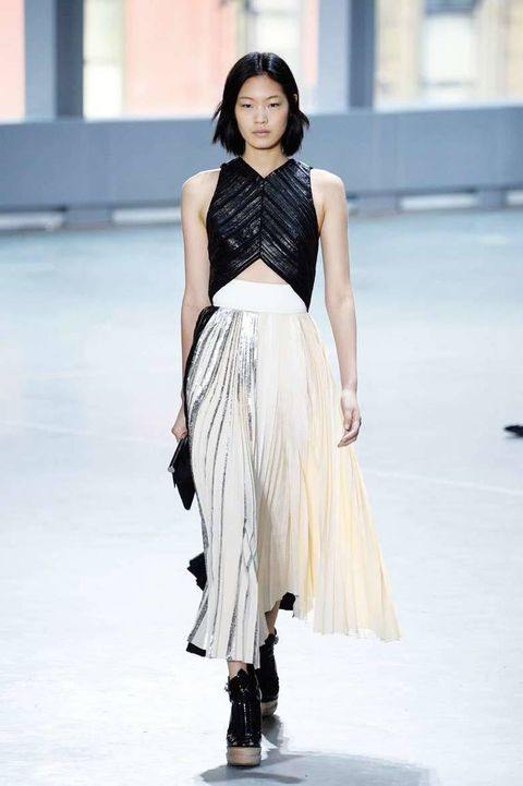 <p>Desfile: Proenza Shouler. <strong>New York Fashion Week.</strong></p>