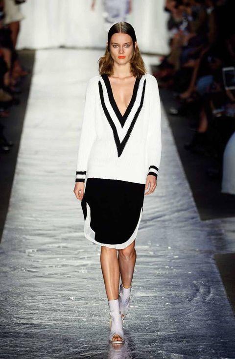 <p>Diseñador: Rag Bone. <strong>New York Fashion Week</strong>.</p>
