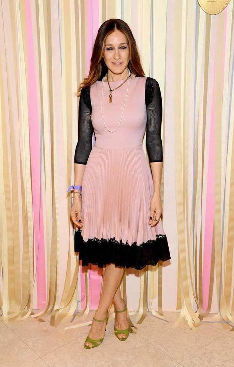 <p>La actriz que durante una década dio vida a la conocidísima <strong>Carrie Bradshaw</strong>, abre ahora su propia línea de zapatos y complementos bajo sus siglas 'SJP Collection'. </p>