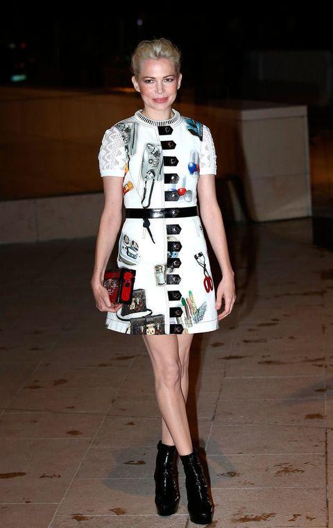 """<p>El pasado mes de octubre, <strong>Michelle Williams</strong>, imagen de la firma, acudió a la inauguración que la <strong>Fundación <a href=""""http://es.louisvuitton.com/esp-es/homepage/?campaign=sem_bran_brot"""" target=""""_blank"""">Louis Vuitton</a></strong> abrió en París, tras una obra de inmenso trabajo. Con este acto, la firma aún pone más en evidencia sus apuestas, y la estrecha relación que existe entre su lujo, y el gusto por el arte.</p>"""