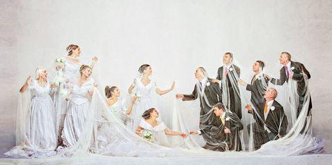 <p>La Cubana estrena en Barcelona un nuevo espectáculo de humor que ironiza sobre los preparativos nupciales. Una parodia genial. En el teatro Coliseum.</p>