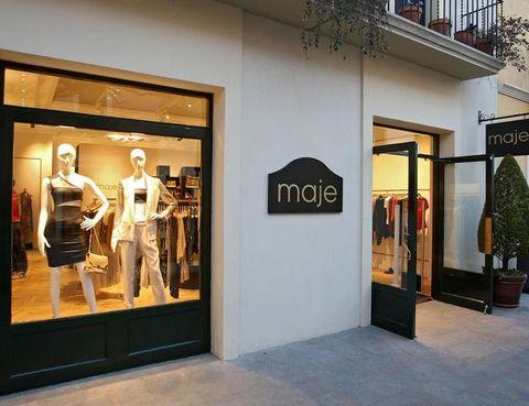 <p>Desde su creación en 2004, Maje cuenta con más de 150 puntos de venta en las principales capitales de la moda. La firma ha escogido La Roca Village para abrir su primera boutique outlet en España.</p>