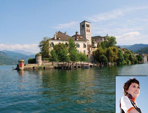 <p>«¡Son tantos! Es difícil elegir, pero me fascina la vista de los Alpes sobre el Lago Maggiore, al norte de Italia». </p>