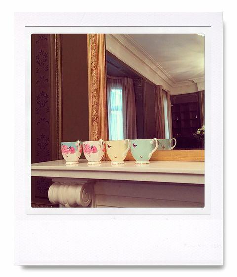 """<p>Tampoco podíamos obviar la firma de decoración que la modelo tiene, con piezas de porcelana ideales para incluir en tu casa. Se llama <a href=""""http://www.royalalbert.co.uk/miranda-kerr"""" target=""""_blank"""">Royal Albert</a> y constantemente, ella publica las últimas creaciones. Nos quedamos con estas tazas de té. ¿Y tú?</p>"""