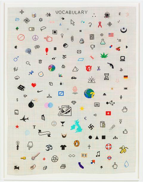 <p>Londinense nacido en Nueva York en 1972, es finalista con su obra 'Vocabulary'.</p>