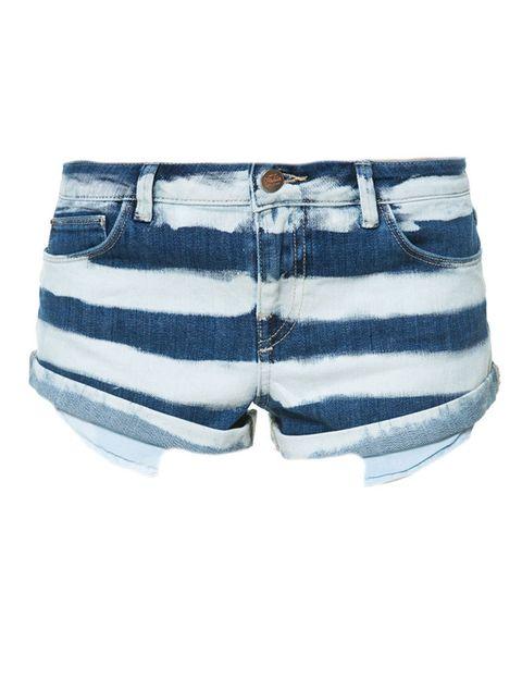 <p>El denim se reinventa con rayas horizontales en dos tonalidades. De <strong>Zara</strong> (19,95 €).</p>