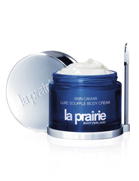 <p>'Luxe Souffle Body Cream' (268 €), de <strong>La Prairie</strong>. De textura ligera, reafirma, ilumina y nutre.</p>