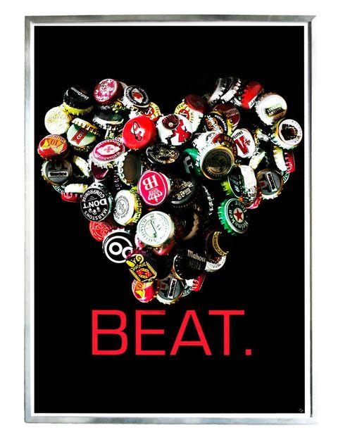 <p><strong>PARA ÉL:</strong> No tengo ninguna duda de que le gustará esta fotografía del artista José Cantí, se titula Beat 2013 y no se me ocurre mejor forma de regalarle un corazón sin parecer cursi.</p>