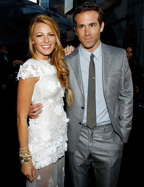 <p>La pareja posa juntos en la prèmier de la película 'Green Lantern' en Los Ángeles.</p><p></p>