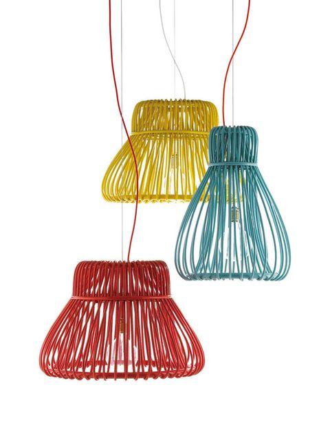 Lámpara Orbita, de Bonacina