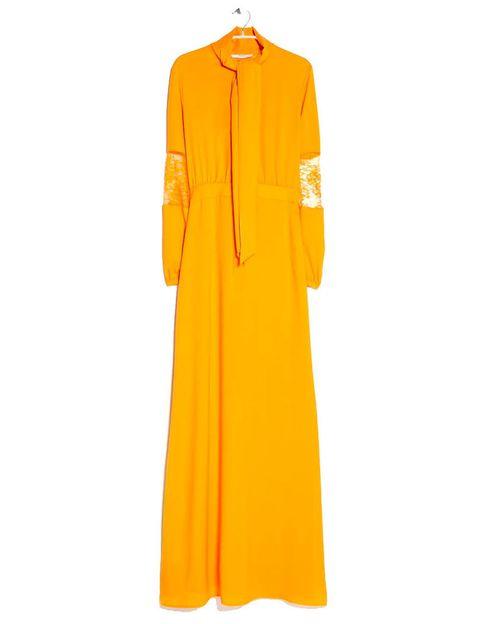 <p>De estilo retro camisero mostaza de Mango, 79,99 €.</p>