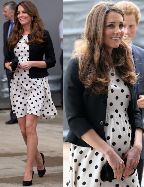 5d668c30d El estilo premamá de Kate Middleton