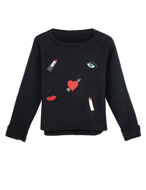 <p>La negra es muy fácil de combinar con cualquier prenda, añadiendo un toque popero a tu look. ¿Con qué versión te quedas, en rosa palo, o negra?</p>