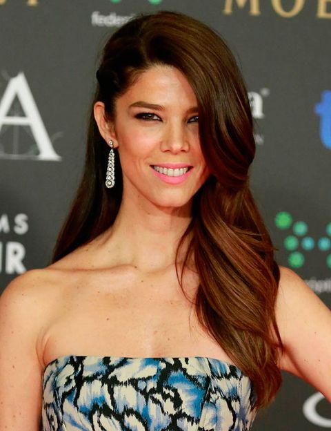 <p>Al igual que <strong>Juana Acosta</strong>, que también optó por este tono de rosa para su look en la pasada entrega de los Premios Goya.</p>