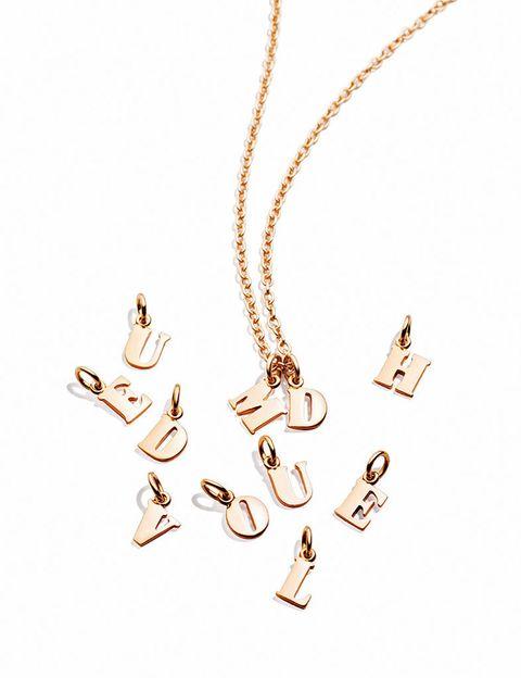 <p>Conjuga vocales y consonantes en clave 'deluxe' con la divertida colección 'Letterine' de <strong>Dodo</strong> (115€/u.).</p>