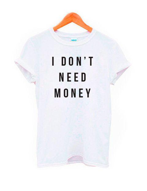 <p>Camiseta con mensaje deEthnic Ville, 18 €.</p>