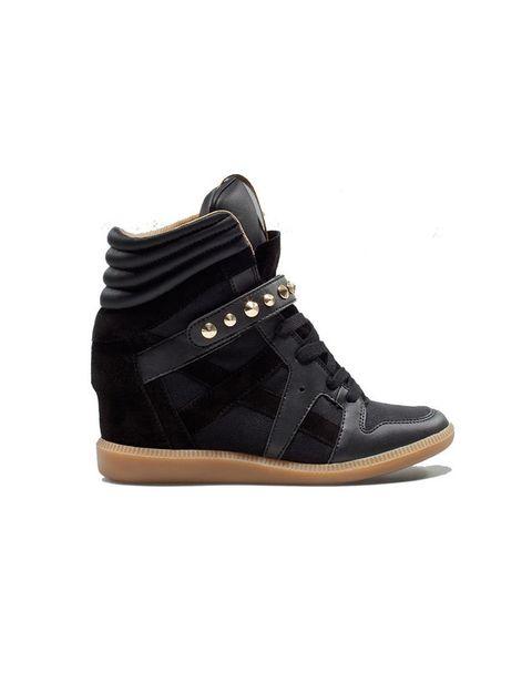 <p>Estas sneakers se agotarán antes de que acabes de leer este texto, asi que date prisa que son el calzado 'it'. <strong>De Zara.</strong></p>