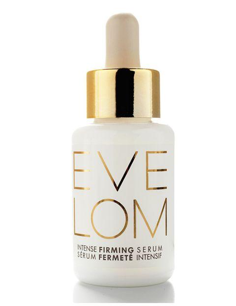 <p>'Intense Firming Serum' (118,50 €), reafirma y regenera la piel gracias al concentrado de leche y las citoquinas. De <strong>Eve Lom</strong>.</p>