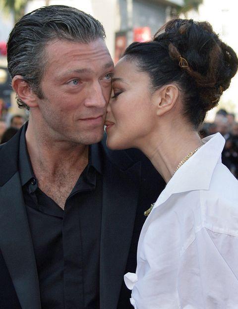 <p>Tuvo un primer matrimonio bastante corto con el fotógrafo <strong>Claudio Carlos Basso</strong>, pero su verdadero amor ha sido el actor <strong>Vincent Casell</strong>. Se conocieron en 1996, cuando rodaron juntos 'El Apartamento', y se casaron tres años después, manteniendo siempre una relación marcada por la independencia y la libertad. Tras 14 años de matrimonio y dos hijas en común, en 2013 ponían fin a su relación.</p>