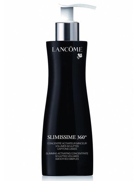 <p>'Slimissime 360º' (50 €). Activador adelgazante de <strong>Lancôme</strong>. </p>