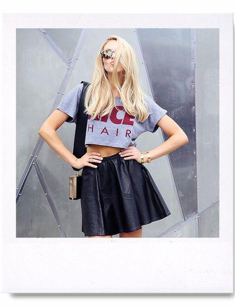 <p>Polifacética. Así es Shea Marie, que muestra a sus seguidores de Instagram su outfit del día. ¿Quieres seguirla? Su cuenta es @peaceloveshea </p>