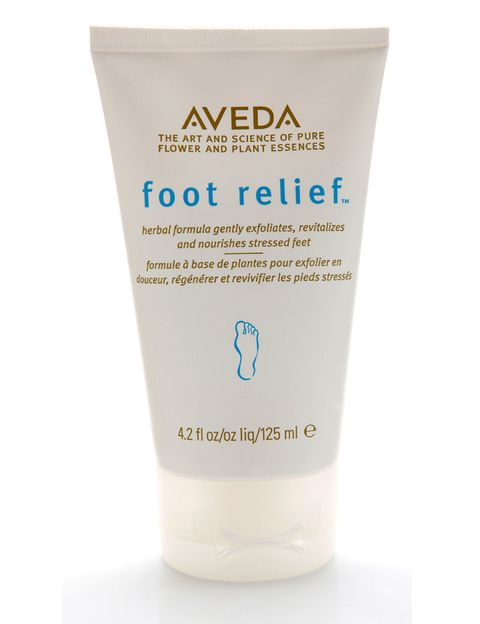 <p>'Foot Relief', exfolia, nuetre y refresca los pies. De <strong>Aveda</strong>.</p>
