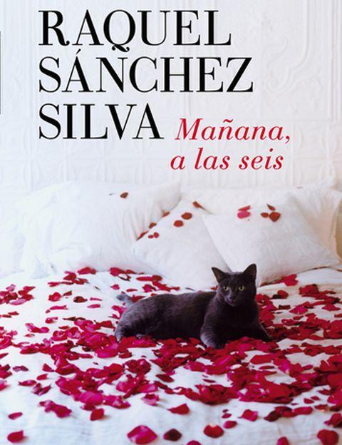 """<p>&nbsp&#x3B;</p><p>Es el título del <strong>esperado libro de Raquel Sánchez Silva. Lucía, una mujer en crisis, renunciará a todas las comodidades</strong> de una vida estable para vivir al límite sus pasiones y entregarse a ellas como una niña. """"Mañana, a las seis"""" es un viaje apasionante por aquellos sueños que nos hacen cuestionarnos el valor de lo que tenemos. <strong>Una novela de fuertes emociones vitales, que es también una conmovedora historia</strong> familiar, de amistad y traición. Editorial Planeta. También en eBbook.</p><p>&nbsp&#x3B;</p>"""