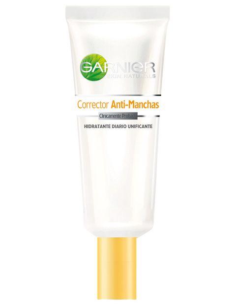 <p>'Corrector Anti-Manchas' (12,48 €). Con vitamina C pura, ilumina la piel y atenúa las manchas. De <strong>Garnier</strong>. </p>