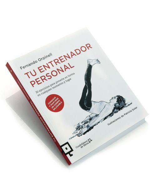 <p>Iníciate en el mundo del 'yoguilates' desde el sofá con el libro 'Tu entrenador personal', de Fernando Orpinell (14,16 €). Sus tablas te harán levantarte sí o sí.</p>