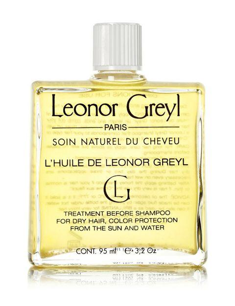 <p>'L'Huile' (32,10 €), de <strong>Leonor Greyl</strong>. 'Es increíblemente reparador, protege del sol y convierte tu pelo en <i>waterproof</i>', Marichu del Amo, redactora. </p>