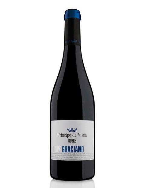 <p>Fiel a su tierra, Navarra, y a las variedades que crecen en ella, Príncipe de Viana levanta este intenso monumento a la exigente (y escasa) uva graciano, protagonista al cien por cien de un vino auténtico, goloso y low cost (4,50 €).</p>