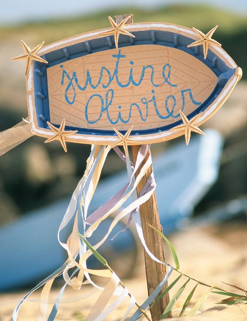 <p>No hay nada más aburrido que llegar a una mesa de boda donde han puesto una cartulina con tu nombre como si fueras a dar una conferencia. ¡Arriba la creatividad! En esta materia, se permiten todo tipo de soluciones DIY (o, al menos, que lo parezcan): cartulinas, huellas, trabajos en madera, flyers...</p>