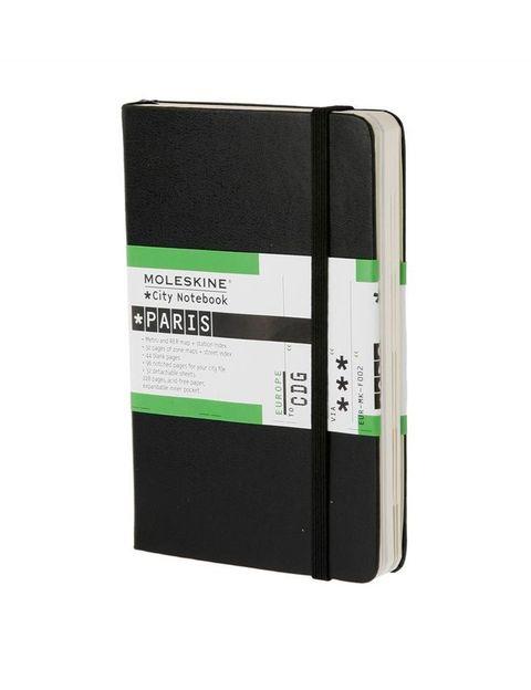 <p>'City Notebook' (15,50 €) guía de viajes con espacio para anotaciones propias. De <strong>Moleskine</strong>.</p>