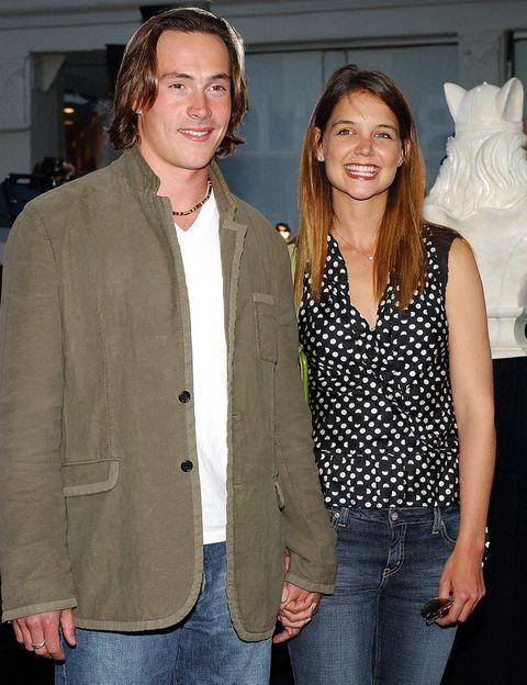 <p>Fue pareja del actor de 'American Pie' Chris Klein durante cinco años e incluso estuvieron comprometidos.&nbsp;</p>