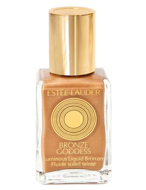 <p>'Bronze Goddess' (39,50 €), de<strong>Estée Lauder</strong>. Bronceador líquido en tono dorado.</p>
