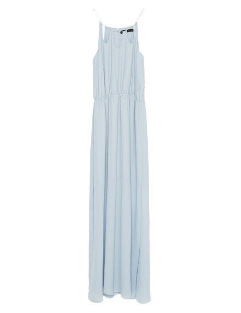 <p>Azul claro de Zara, 39,95 €.</p>