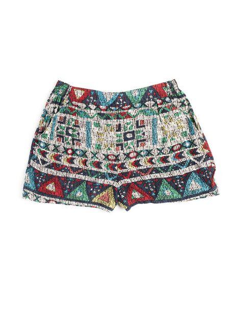 <p>Shorts étnicos de<strong>Springfield</strong>, 29,99 €.</p>