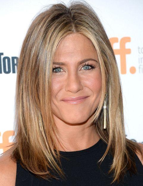 <p>De todos los actores, Jennifer Aniston es la que menos ha cambiado con el paso de los años. A sus 45 años todo apunta a que por fin va a cumplir su sueño de ser madre.&nbsp;</p>