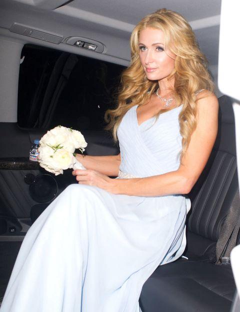 <p>La hermana de Nicky, Paris Hilton, ha estado muy unida siempre a ella y ha estado a la altura en el día más importante de su vida. Felicidades, Nicky.</p>