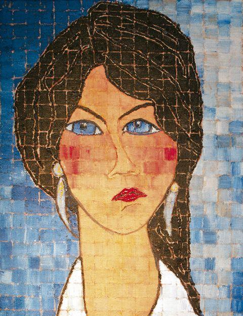 <p>Ghizlan El Glaoui es hija de Hassan El Glaoui, uno de los artistas más reconocidos de Marruecos, y nieta del pachá de Marrakech. Ahora puedes descubrir su obra pictórica, que mezcla su educación europea con su espíritu bereber, en Espacio Lope de Vega (Lope de Vega, 17, Madrid).</p>
