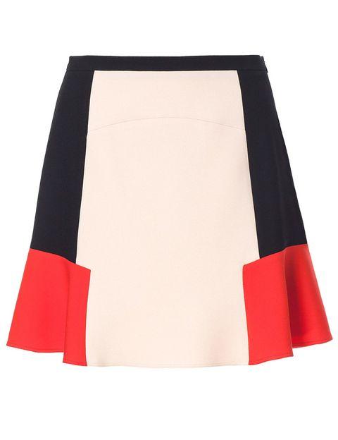 """<p>Aún está a tiempo de conseguir esta falda por 35,95 € en <a href=""""http://www.zara.com/es/es/mujer/faldas/falda-combinada-c358006p1247002.html"""" target=""""_blank"""">Zara</a>.</p>"""