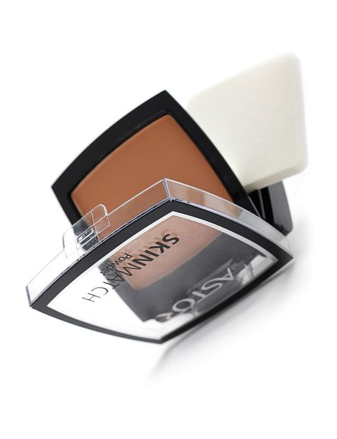 <p>'Skin Match' (10 €), base compacta de <strong>Astor</strong>.</p>