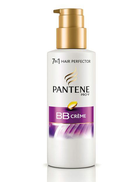 <p>'BB Crème BB7' (5,49 €), de <strong>Pantene</strong>. Perfeccionador del cabello de efecto 'BB cream'. Repara, hidrata y aporta brillo y movimiento. </p>
